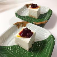 簡単!水切りヨーグルトでなんちゃってレアチーズケーキ - ケチケチ贅沢日記