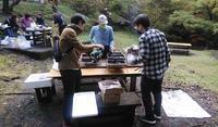バーベキューキャンプ・・・夜 - 波止釣り放浪記 part3