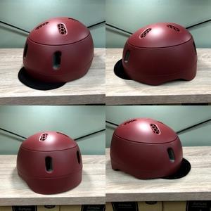 普段使いにピッタリのヘルメットKUMOA入荷しました。 - カルマックス タジマ -自転車屋さんの スタッフ ブログ