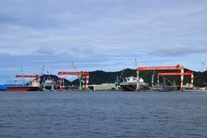 今治造船 EVERGREEN向け 11,000TEU 船名予想 - 造船・船舶の画像2