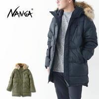 NANGA [ナンガ] DOWN HALF COAT [N1DH] ダウンハーフコート・ファー付きダウンコート・MEN'S - refalt blog