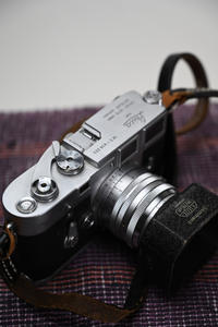 Leica M3 - Square Photography
