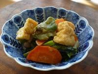 ザーサイと野菜の炒め物 - LEAFLabo