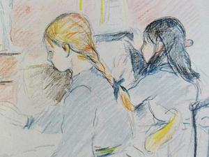 美術全集夜話・第365夜,画家の性格が,筆圧とか絵の具の濃度まで影響するのか。 -