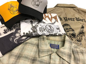 「 WELCOME  TO EXCEL!! 」 - GIANT BABY    used&vintage clothing & culture & happy
