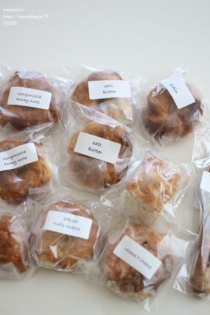 最近のお取り寄せ、パンとオヤツ缶 - わたし時間