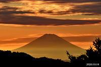 こうなりました。『自宅から90km先の富士』 - 写愛館