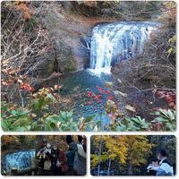 恵庭渓谷の紅葉・凄い人込み♪ - 気ままな食いしん坊日記2