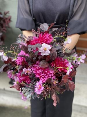 急成長のAさん - 花で彩る Atelier bleu
