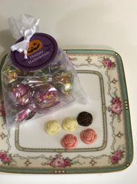 ハッピーハロウィンチョコレート - 毎日徒然良い加減