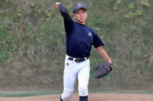 令和2年10月4日練習風景4 - 福知山ボーイズクラブ