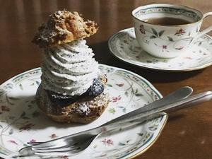 ブレッド イット ビーのパンとシュークリームリベンジ - la la la kitchen 2 ♪