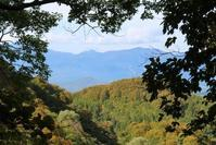 20201019 【遊歩会】鍋倉山・黒倉山へ行ってきました - 杉本敏宏のつれづれなるままに