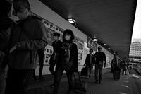 変わってゆく駅前をいつものように 20201018 - Yoshi-A の写真の楽しみ