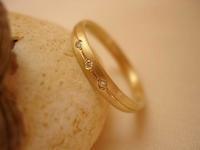 外れなくなった指輪のカットは錺工房(かざりこうぼう)にお任せください。 -  工房と小さなお店と日々の暮らし