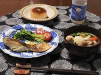 タラのバター醤油焼き - 60代からの女道