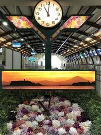 【コロナ対策の江ノ電に乗ってみた】 - お散歩アルバム・・紫陽花の頃