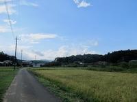 雨の合間の鳩山ポタ - じてんしゃでグルメ!3
