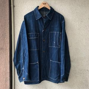 ALLEN Denim Coverall - TideMark(タイドマーク) Vintage&ImportClothing