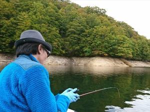 ワカサギ & 利根川冬季釣り場 - Camel Blog