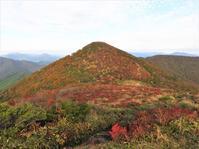 10月20日(火)紅葉2比婆山連邦立烏帽子山の紅葉 - 庄原上野公園の出来事@広島県