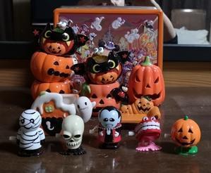 ようこそ我が家へハロウィンとことこおもちゃ - ライフ薬局(茨城県神栖市)ウェブログ