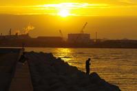 早朝の姫路港にて(2020/10/3)其の④ - 南の気ままな写真日記