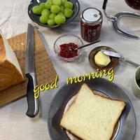 黒いちじくジャムと点心の食パン - ★ Eau Claire ★ Dolce Vita ★