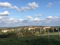 美しい村フラヴィニー・シュル・オズラン Flavigny sur Ozerain - ブルゴーニュ田舎便り