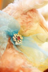 花と森のブローチ / Pink Tourmaline, Diamonds, Sterling Silver * 静岡県 S 様 - psyuxe*旅とアトリエのあいだ