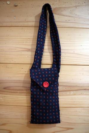 ネクタイリメイク ~ 化粧ポーチ ~ - 鎌倉のデイサービス「やと」のブログ