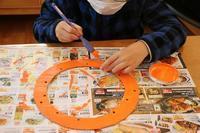 月曜日・火曜日の教室の様子です - 大阪府池田市 幼児造形教室「はるいろクレヨンのブログ」