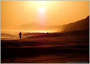 夕焼け-日没-天の川-月没 - 野鳥の素顔 <野鳥と日々の出来事>
