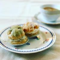 魅惑のプロフィッテロール - 幸せなシチリアの食卓、時々にゃんこ