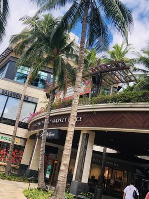 インターナショナルマーケットプレイスでショッピング - ハワイ 時々湘南