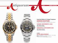 GENEVA AUCTIONパートⅡ - 3Mレポート
