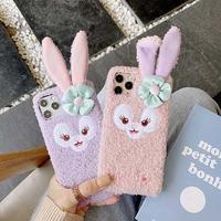 【冬限定1】おすすめ 可愛い ウサギ iphone12ケース - iPhoneケースのお勧め