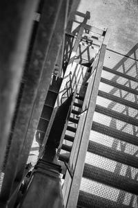 曲線が恋しい12月の非常階段 - Film&Gasoline