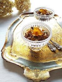 シノノメさんレシピで「ショコラナッツのグラノーラ」 - キッチンで猫と・・・