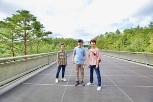 ホストファミリー記*滋賀信楽観光1日コース - peddyのくまちゃん カメラを持って。