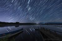 星降る夜 - デジタルで見ていた風景