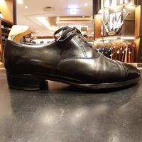 紳士でもヒール高めがいい - シューケアマイスター靴磨き工房 銀座三越店