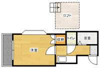 プライマリー姪浜駅南フリーレント1か月!! - 福岡の良い住まい