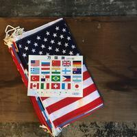 万国旗 - アンティークショップ 506070mansion 札幌 買取もやってます!