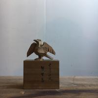 木彫り八咫烏熊野本宮大社 - アンティークショップ 506070mansion 札幌 買取もやってます!