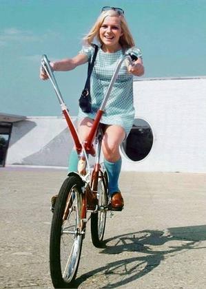 ギャル写85 「二輪車」 - Avec France Gall   ギャル祭