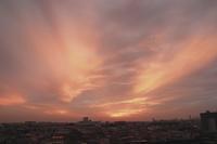 反転光芒ー2 - 日々の風景