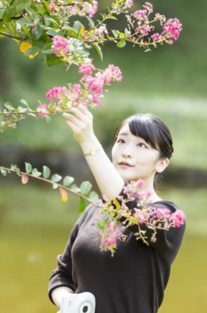 眞子さま 29歳に - Tangerine7's Blog