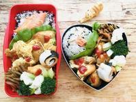#OnigiriAction鶏たまチーズ焼き。 - あの日、あの味。