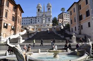 ごく普通に暮らしてます@ローマ♪ - ローマより愛をこめて